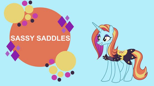 Sassy Saddles Board