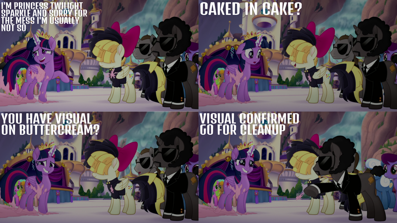 Caked In