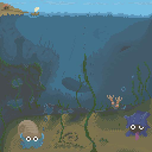 Deep Sea by Birdovic