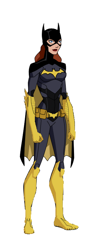 BatGirl 52 young justice by sonicwe23