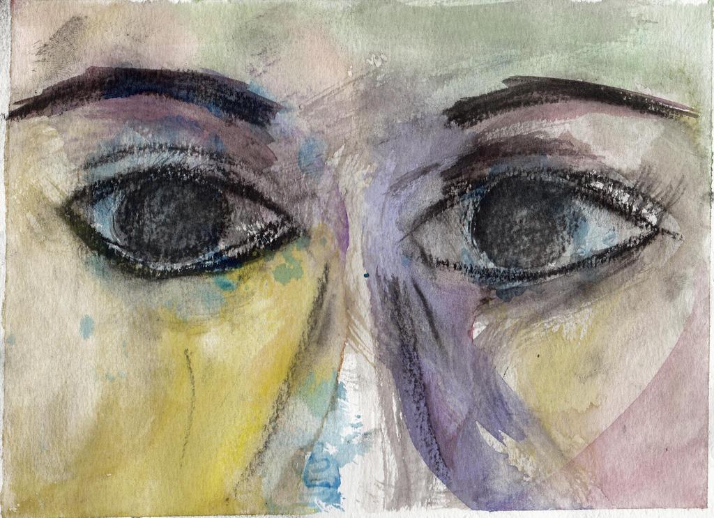 Eyes of life by Lou-Sifer