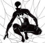 Black Costume Spider-Man