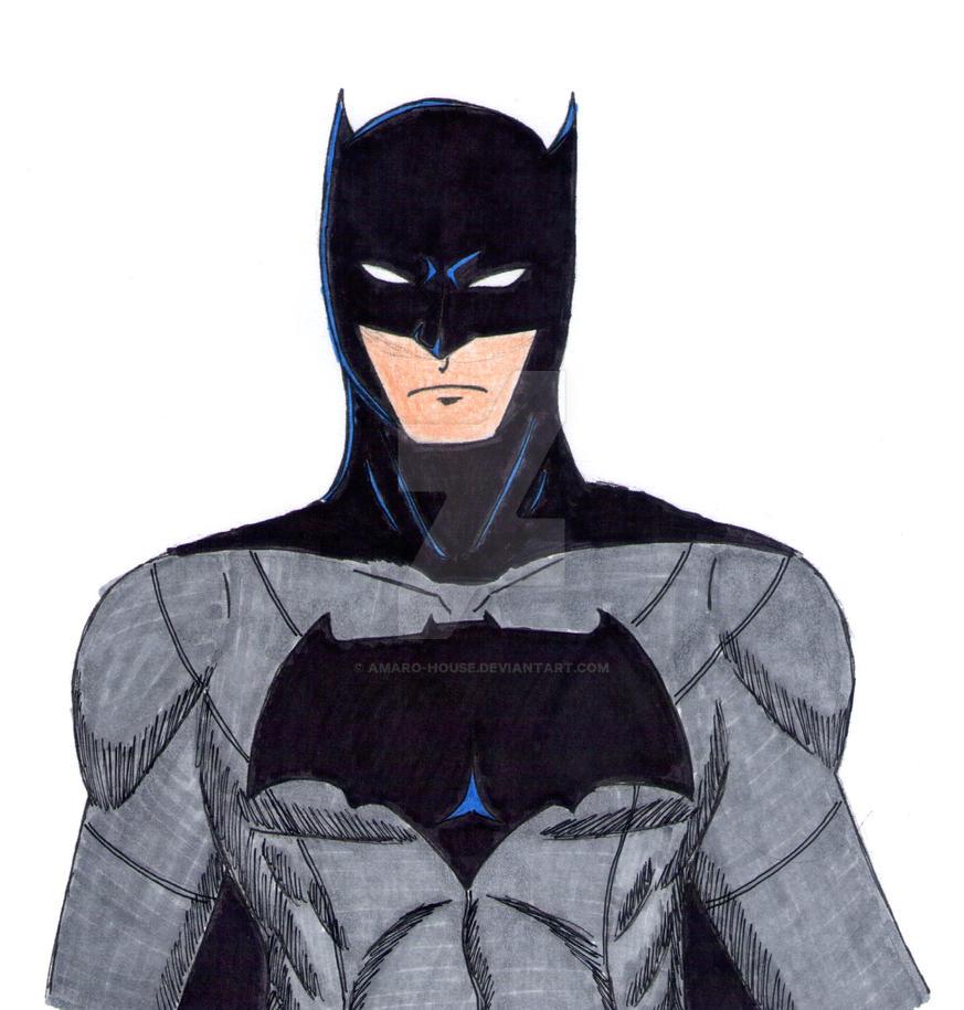 The Dark Knight by Amaro-House