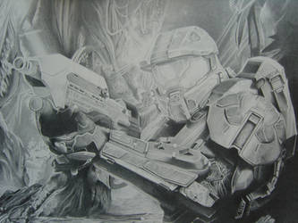Master Chief - 100-110hrs  - Finished by RichWalker