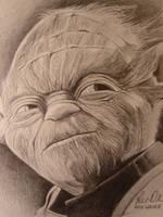 Yoda by RichWalker