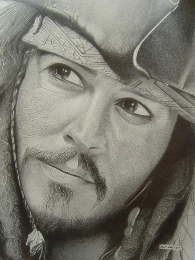 Captain Jack. by RichWalker