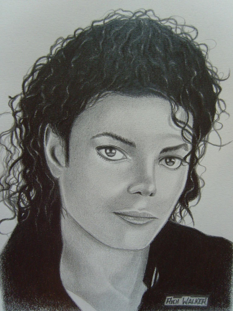 Michael Jackson by RichWalker