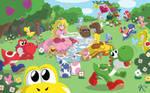 Princesses and Yoshis