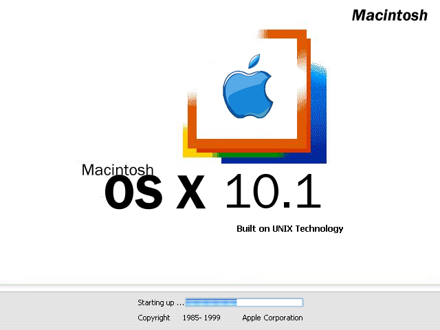 windows os x boot screen by dawso6699 on deviantart