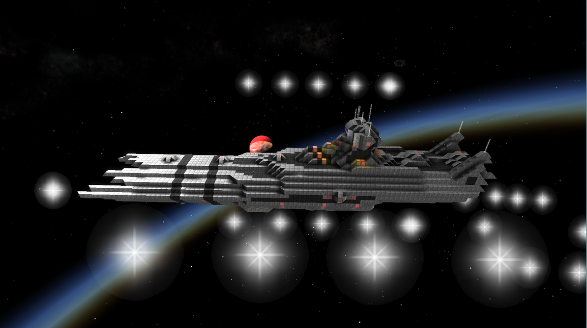 how to change orientation of ship starmade