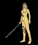 Talia al Ghul Nude 2 by DeadpoolMaster1000