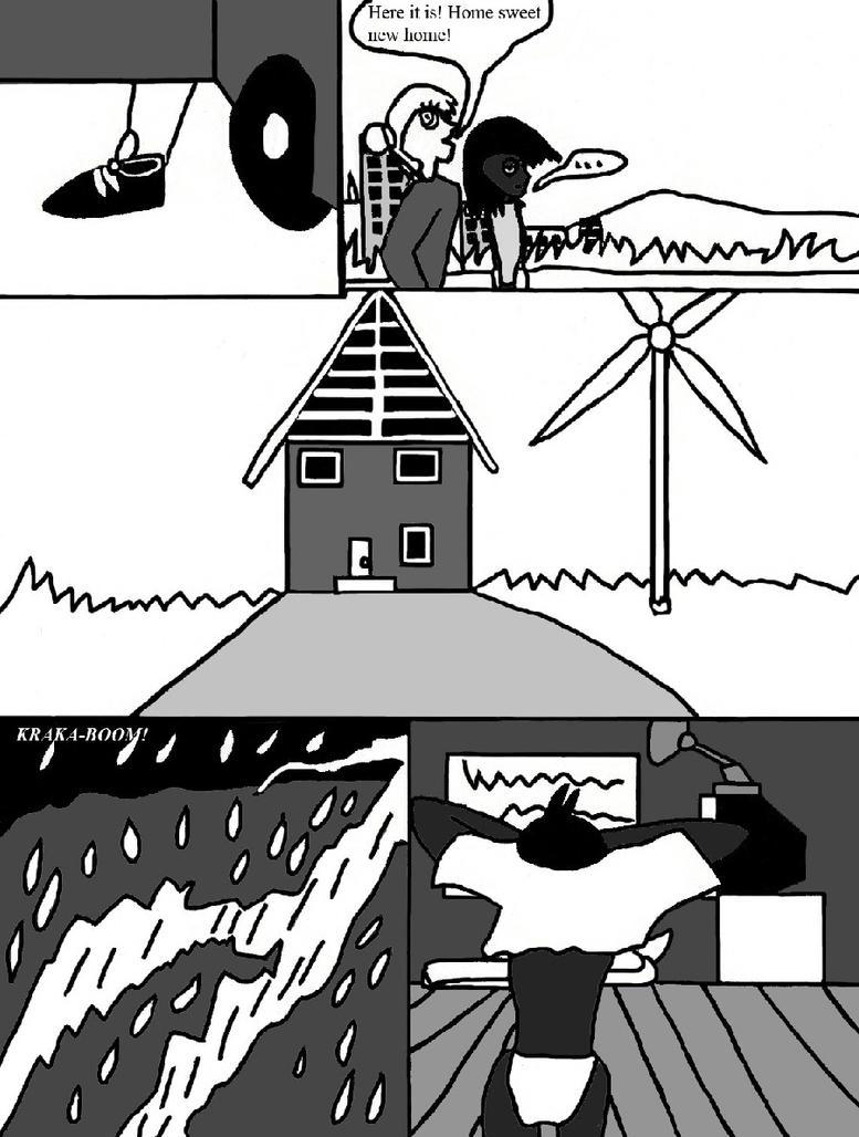 Hybrid Theory Ch. 1 Pg. 12 by KClaws