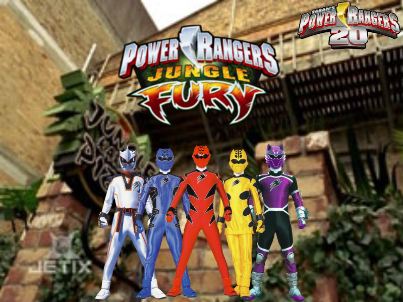 Power rangers 20 jungle fury by thepeopleslima on deviantart power rangers 20 jungle fury by thepeopleslima voltagebd Choice Image