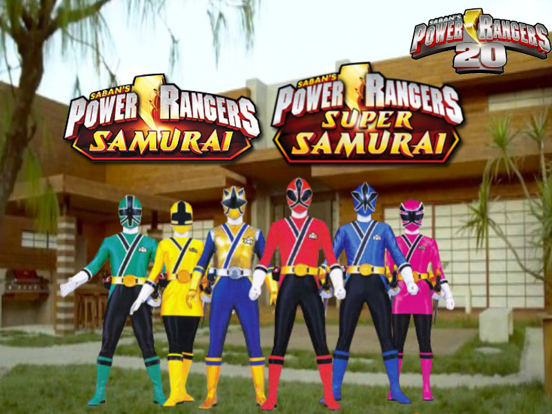 Power rangers 20 samurai super samurai by thepeopleslima - Jeux de power rangers super samurai ...