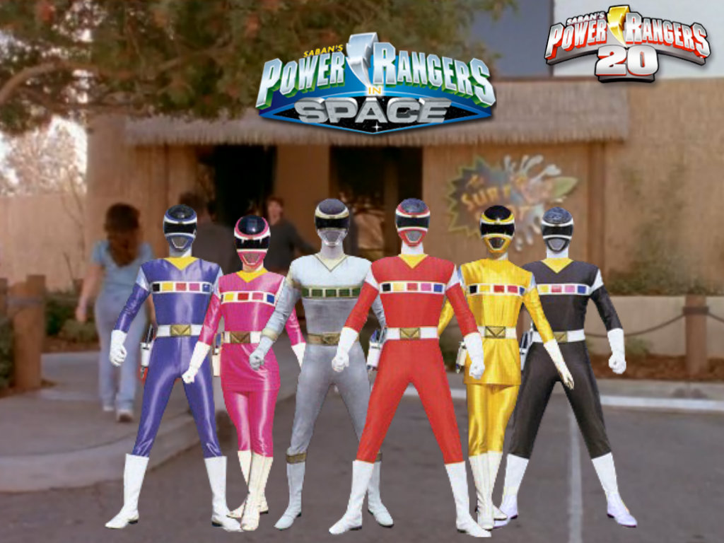 Power Rangers In Space 2 By Thepeopleslima On Deviantart