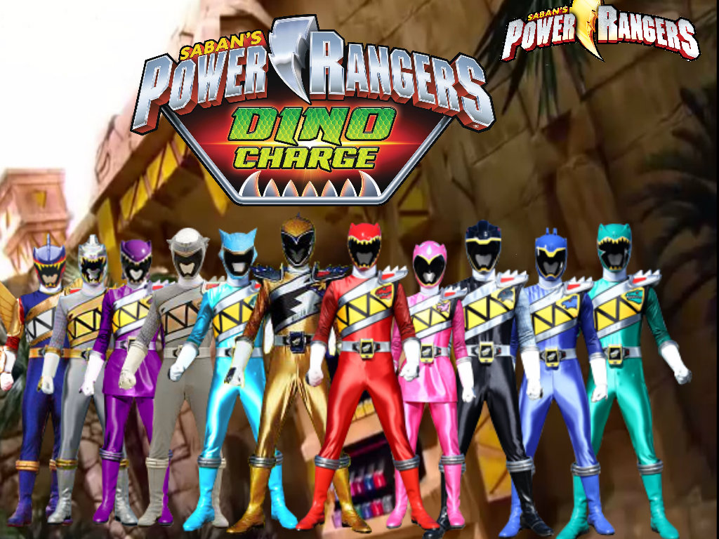 Power Rangers Dino Charge by ThePeoplesLima on DeviantArt