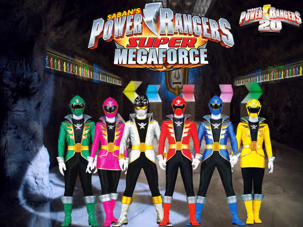 rangers super megaforce