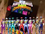 Power Rangers Super DinoThunder