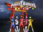 Power Rangers Ninjetti Squad
