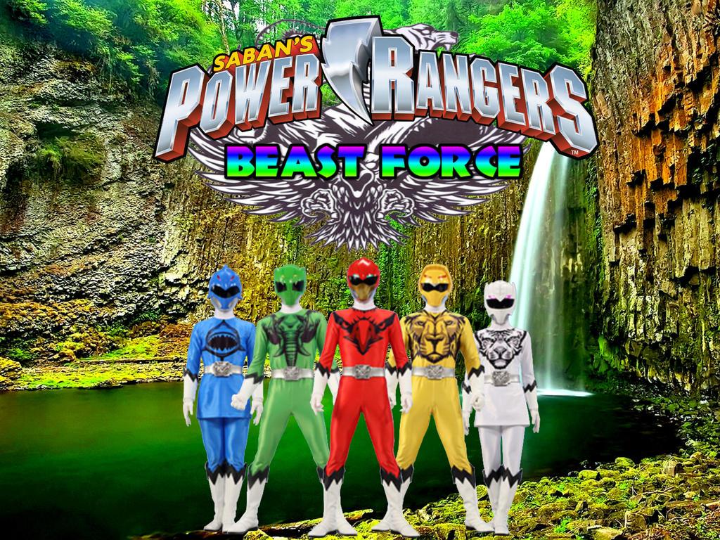 Rangers Energy Beast By Lysergic44 Deviantart Fondos De Pantalla