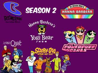 Funtastic World Of Hanna-Barbera Boomerang Edition by ThePeoplesLima