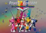 Power Rangers Cyber-Zord Squad