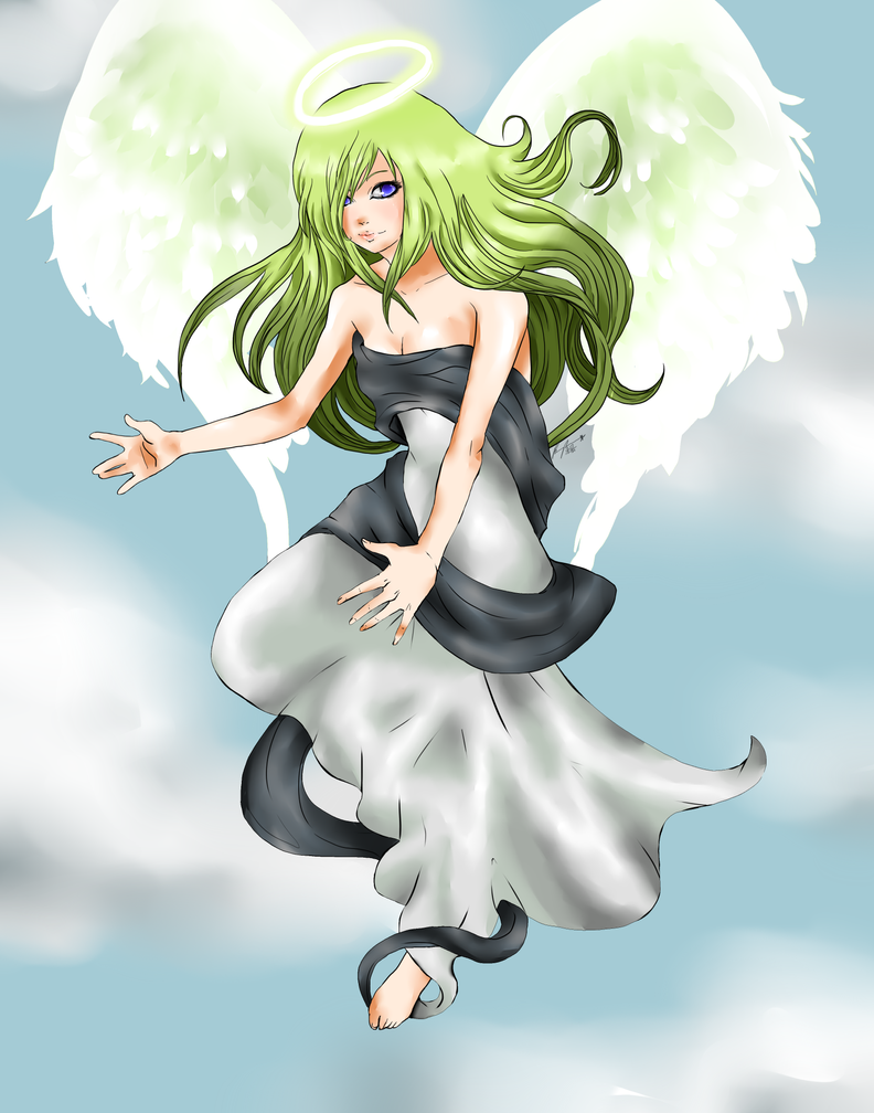 My Guardian Angel My Guardian Dear... by Mizuno-Suzuka