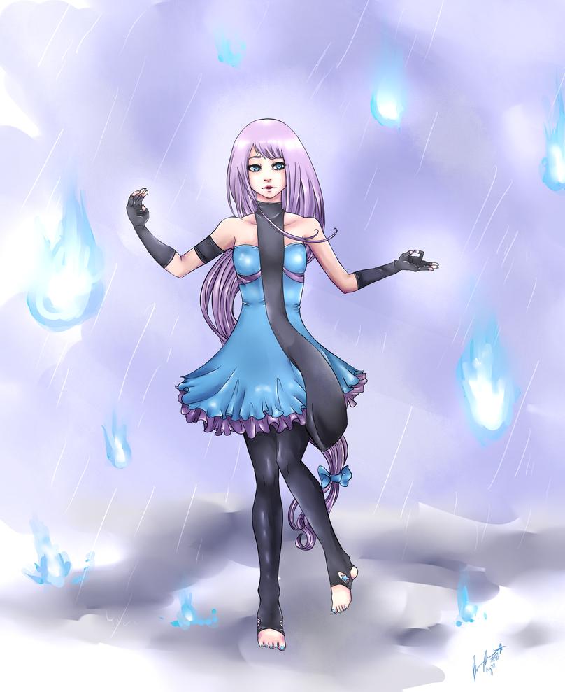 Raiki- Set Fire to The Rain by Mizuno-Suzuka