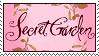 Secret Garden stamp by Elennim