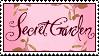 Secret Garden stamp by Elennim