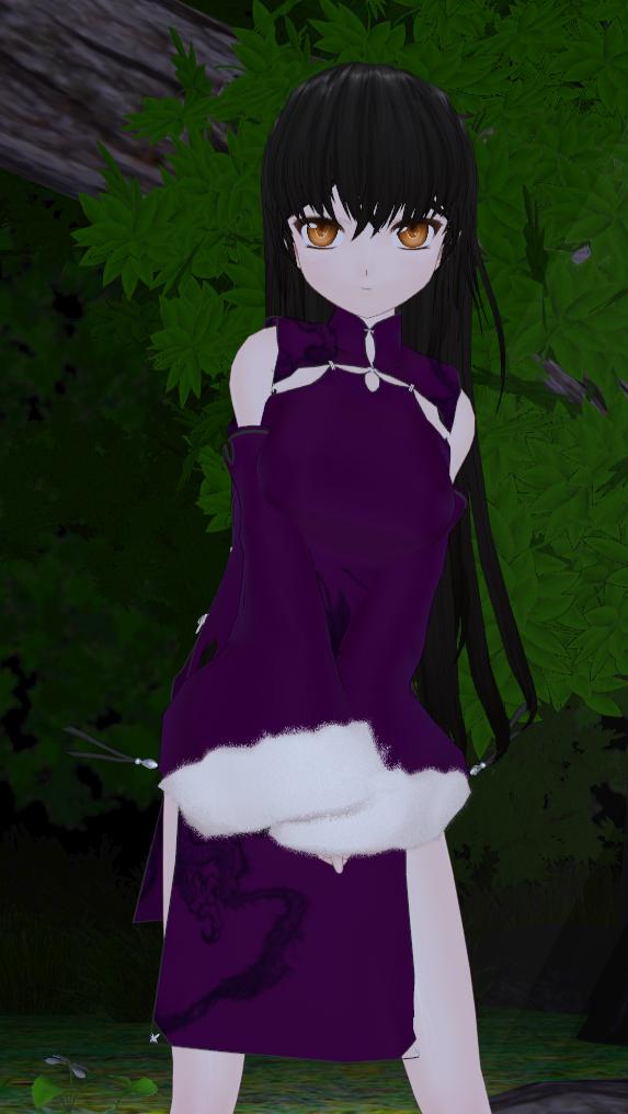 Mitsuki by KitsuneYin