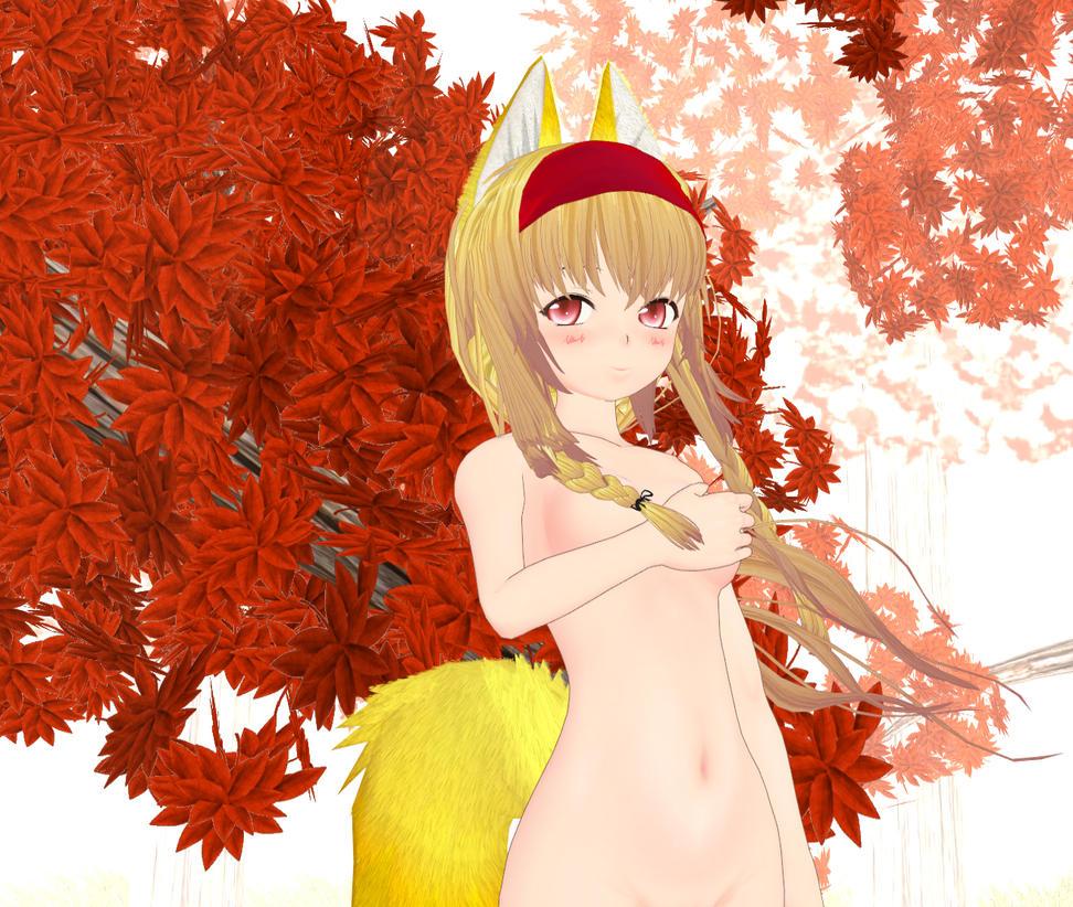 Kitsune by KitsuneYin