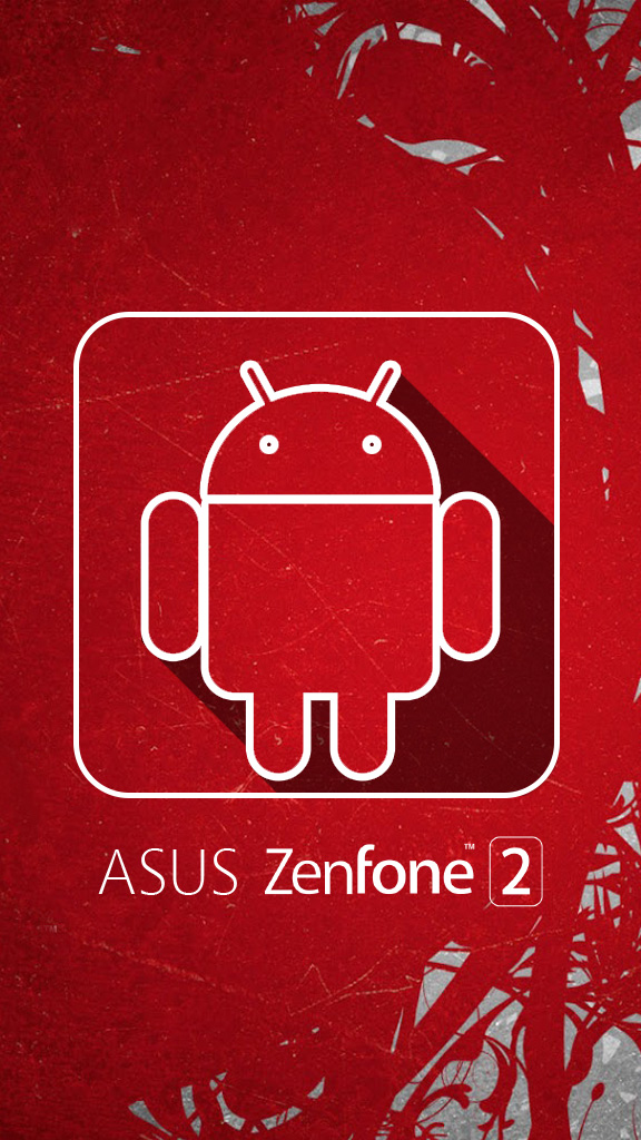 Red Android Wallpaper For Asus Zenfone 2 By Vnpnlz