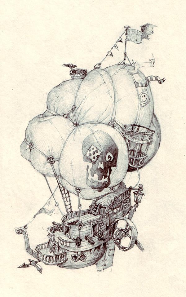 pirateship by Jastorama
