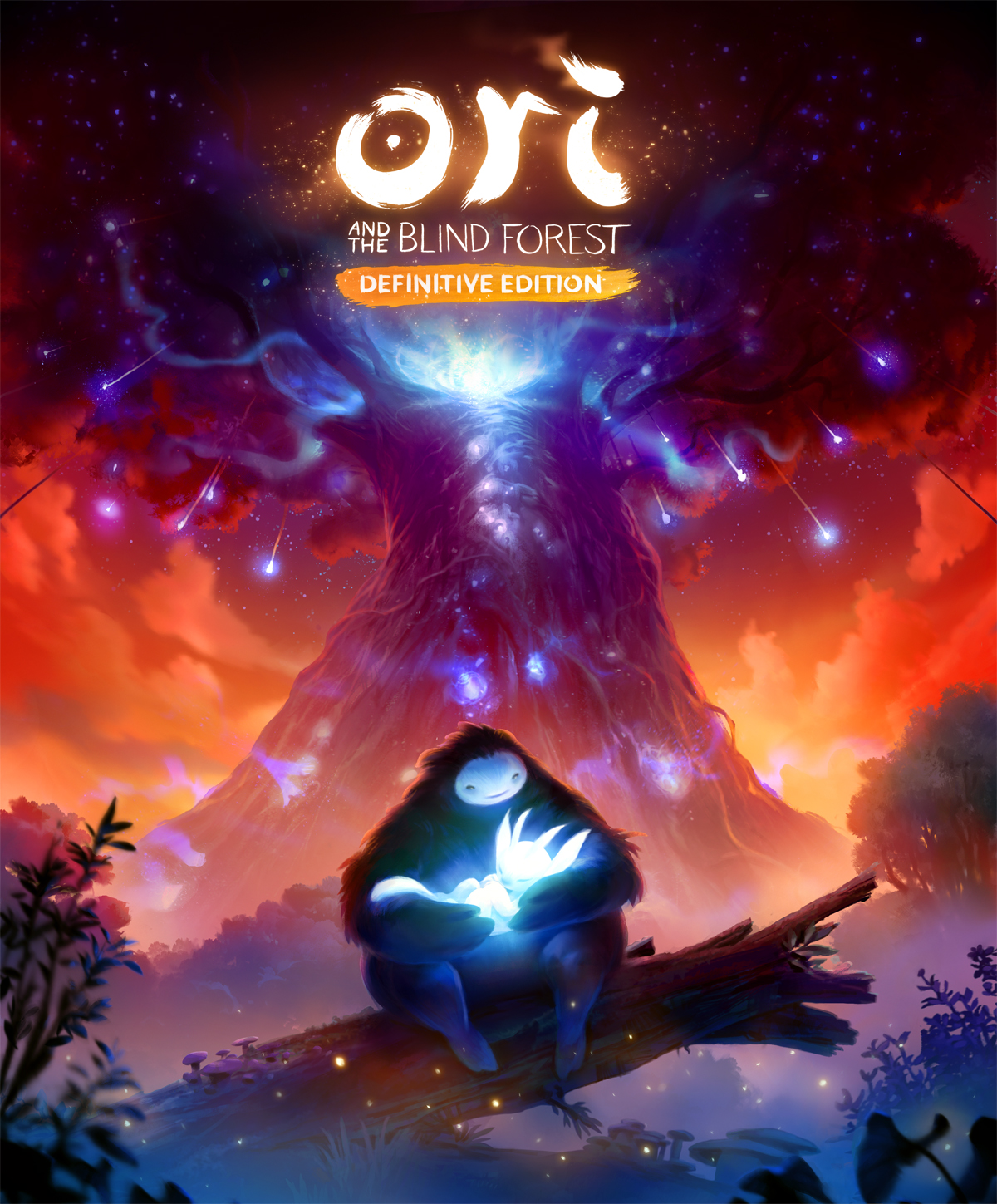 Ori And The Blind Forest Definitive Edition Cover By