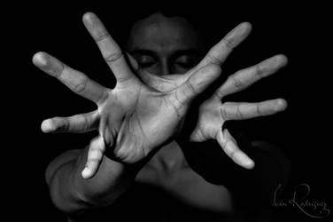 Humberto R. hands
