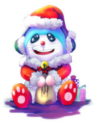 Doraemon x mass by yantsa