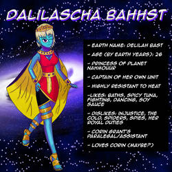 Star-crossed Sweethearts:Dalilascha Bahhst Concept by Digital-Bluez