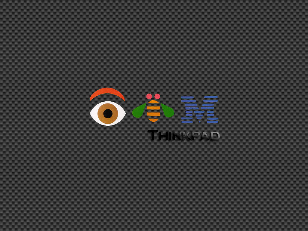 IBM Thinkpad Wallpaper By R1ckchard