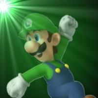 Free Luigi Icon by KirbyFan541