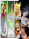 Sperman VS Goku Page 15 Color