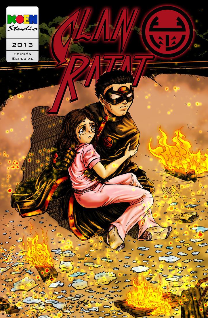 Perla and Ratatman - Gift by Ratatman