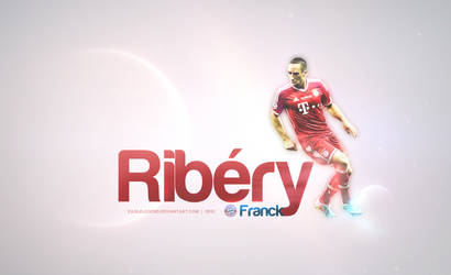 Franck Ribery Wallpaper by eaglelegend