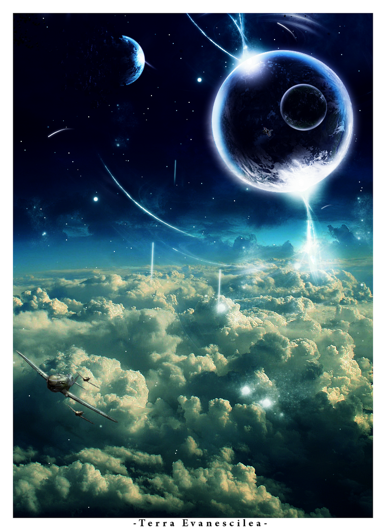 Terra Evanescilea by StefanHuerlemann