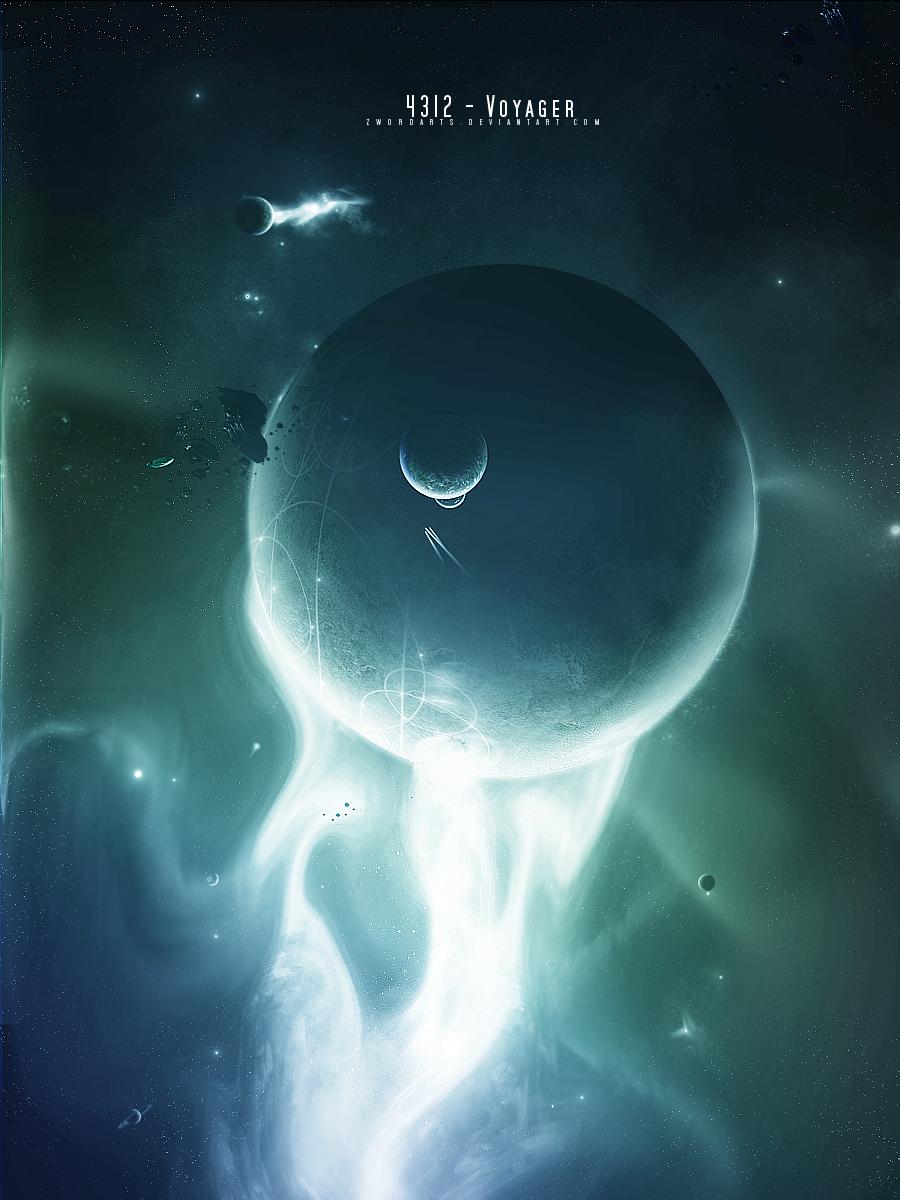 4312 - Voyager by StefanHuerlemann