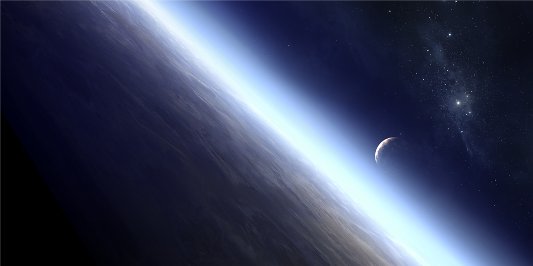 Planetarium - Earth by ZwordArts
