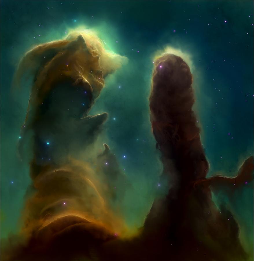 Mist Worm 2 by ZwordArts