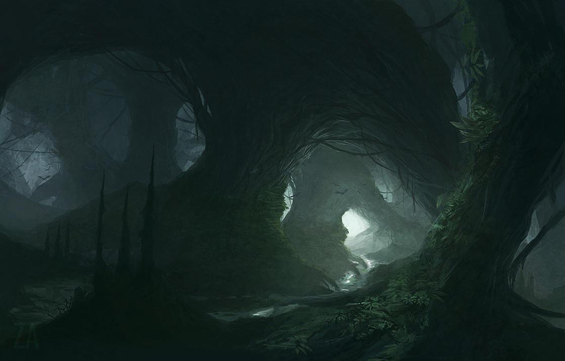 swamp_by_zwordarts-d4dtv08.jpg