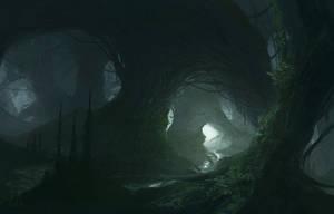 Swamp by StefanHuerlemann