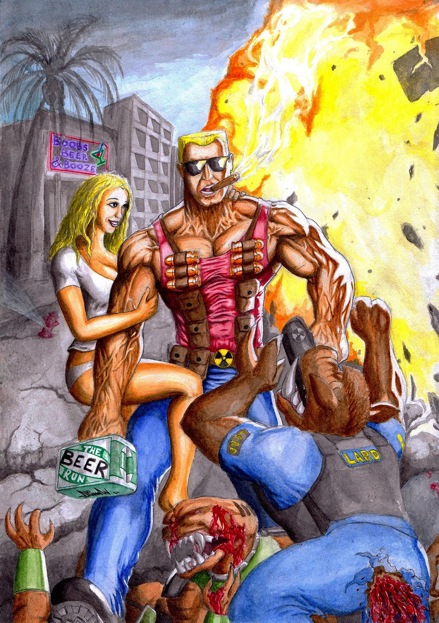 Duke nukem hentai xxx sexual download